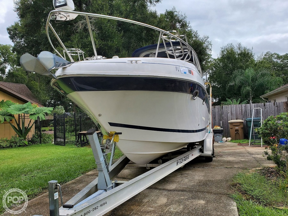 2005 Four Winns boat for sale, model of the boat is Vista 268 & Image # 27 of 40
