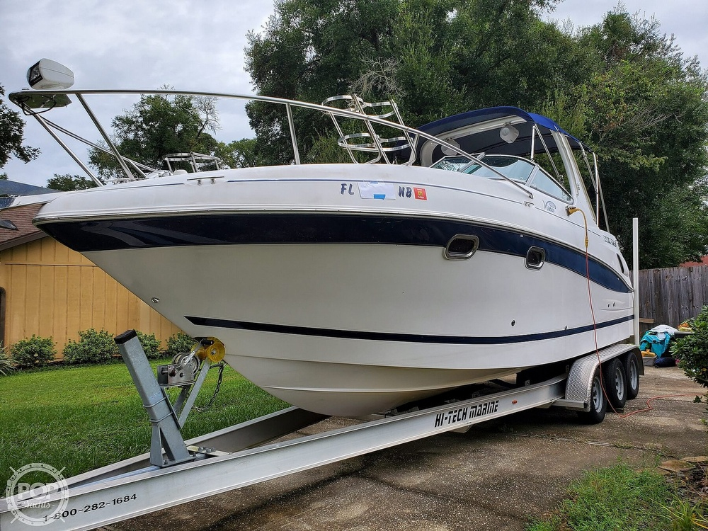 2005 Four Winns boat for sale, model of the boat is Vista 268 & Image # 28 of 40