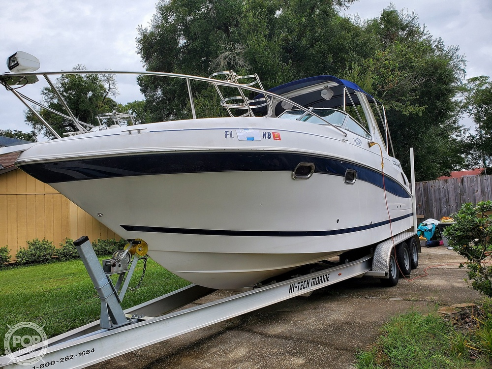 2005 Four Winns boat for sale, model of the boat is Vista 268 & Image # 29 of 40