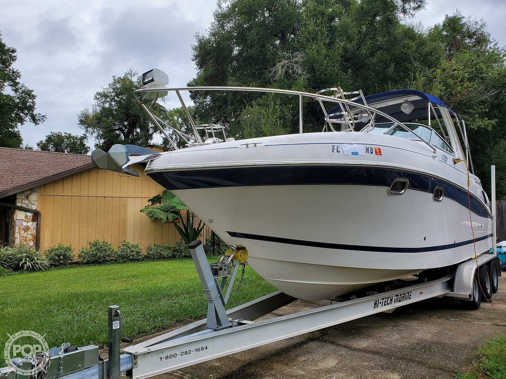 2005 Four Winns boat for sale, model of the boat is Vista 268 & Image # 39 of 40