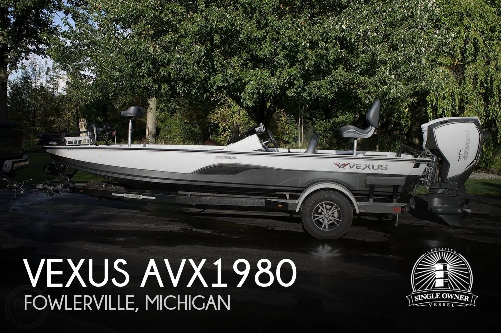2019 Vexus boat for sale, model of the boat is AVX1980 & Image # 1 of 41