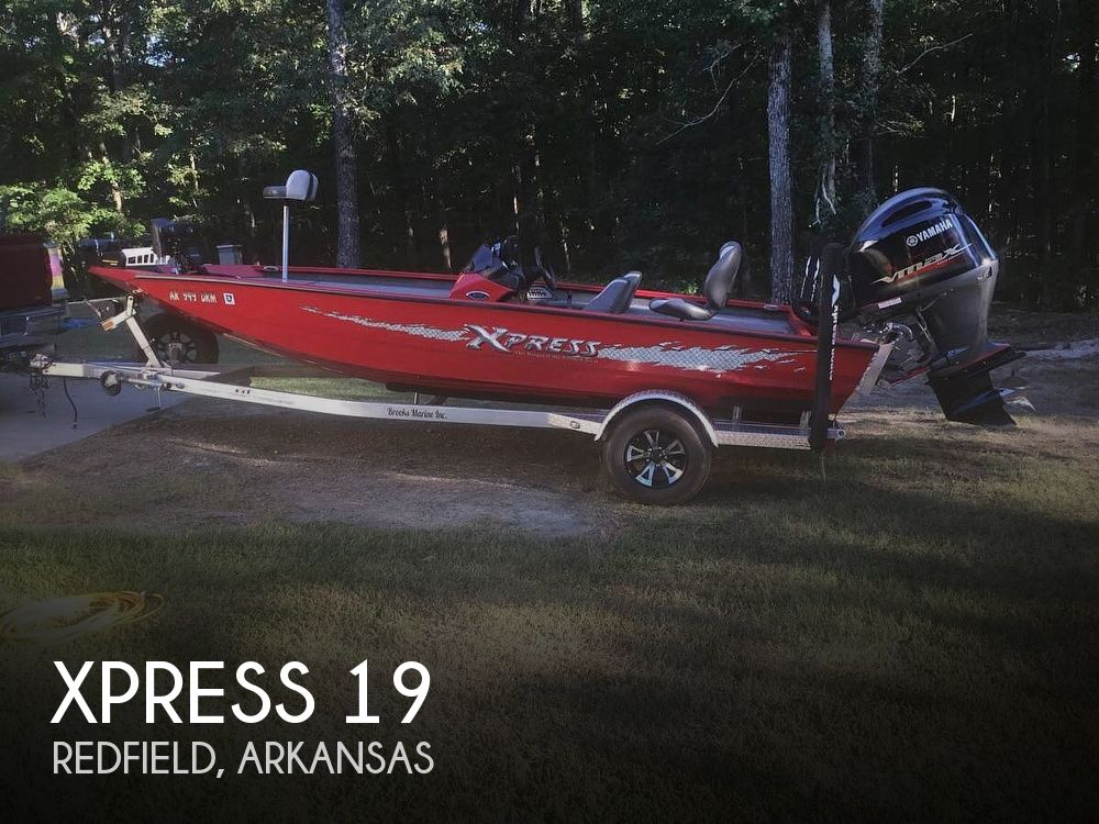 2017 Xpress boat for sale, model of the boat is X-19 Tournament & Image # 1 of 18