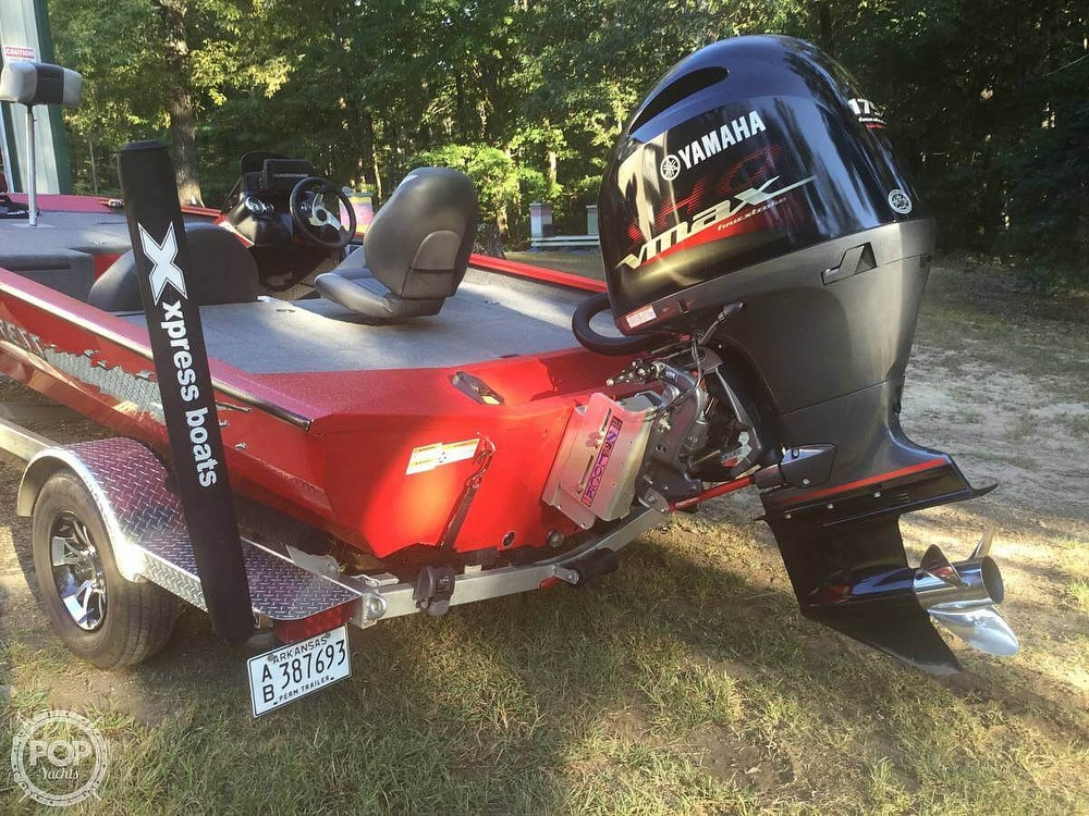 2017 Xpress boat for sale, model of the boat is X-19 Tournament & Image # 3 of 18