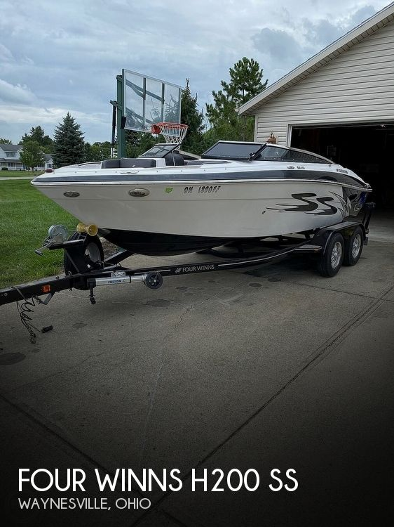 Used Four Winns H200 SS Boats For Sale by owner | 2013 Four Winns H200 SS