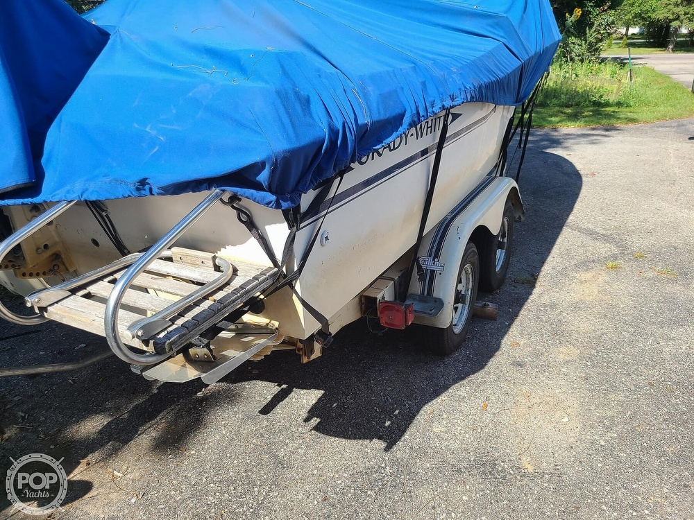 1988 Grady-White boat for sale, model of the boat is 190 Tournament & Image # 27 of 40