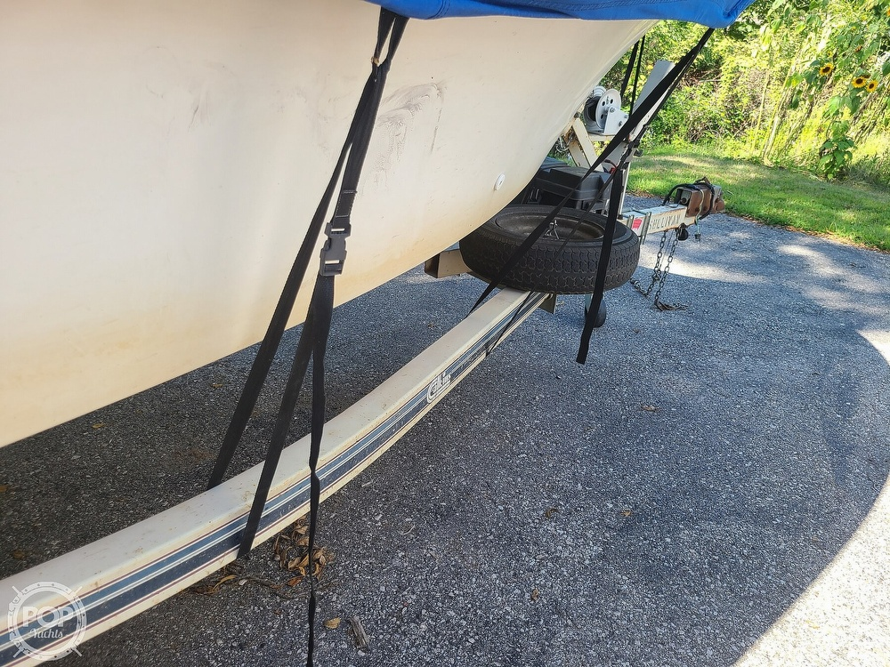 1988 Grady-White boat for sale, model of the boat is 190 Tournament & Image # 35 of 40