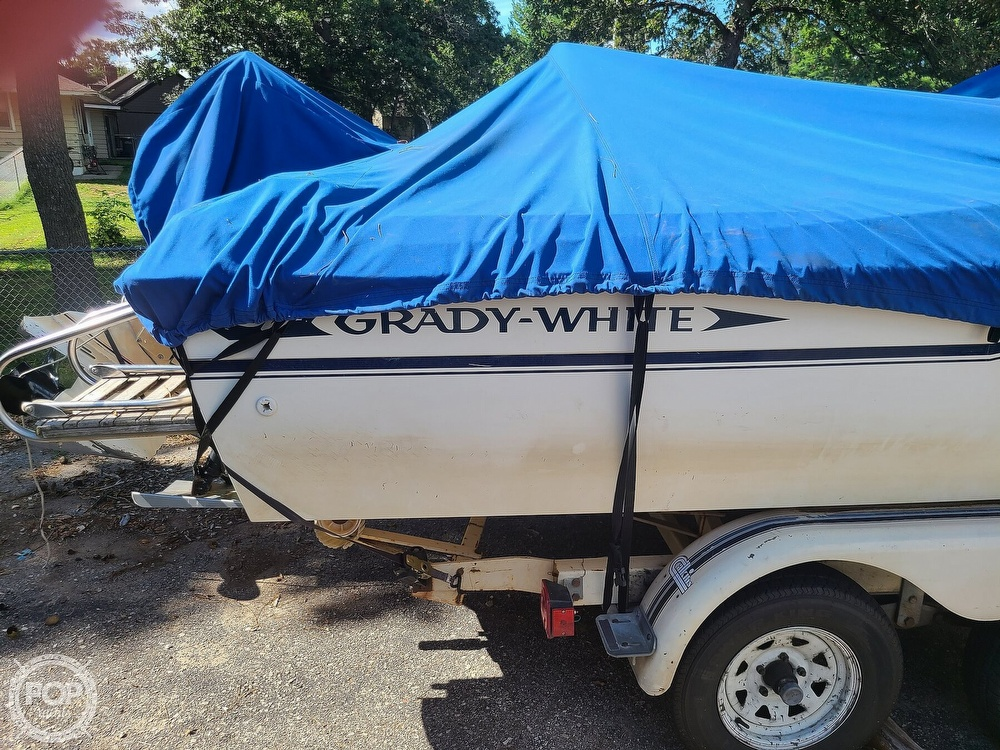 1988 Grady-White boat for sale, model of the boat is 190 Tournament & Image # 40 of 40