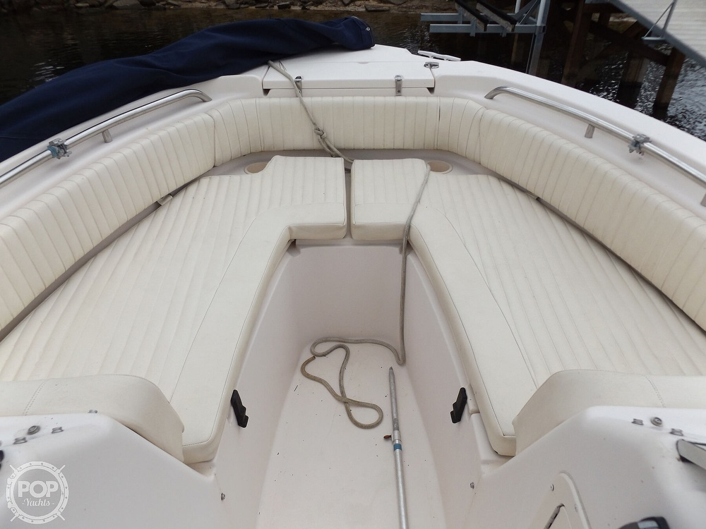 2008 Grady-White boat for sale, model of the boat is Tournament 205 & Image # 13 of 41