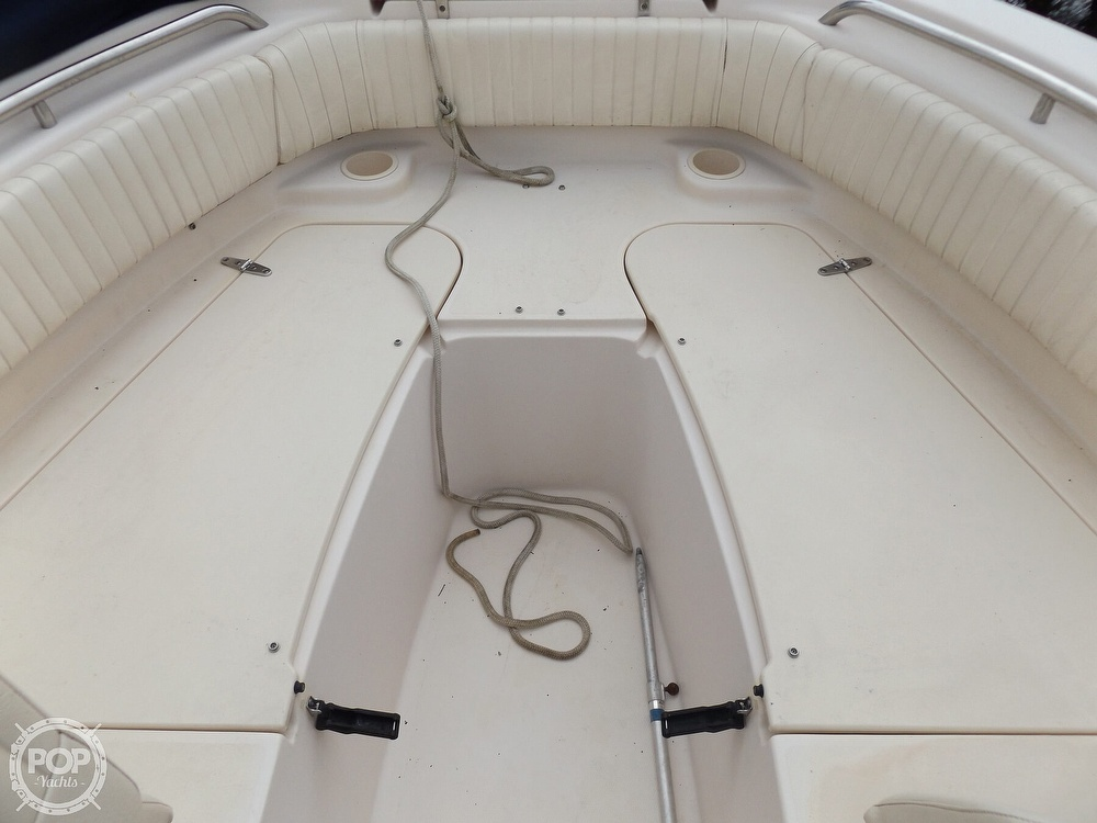 2008 Grady-White boat for sale, model of the boat is Tournament 205 & Image # 14 of 41