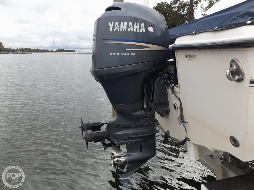 2008 Grady-White boat for sale, model of the boat is Tournament 205 & Image # 19 of 41