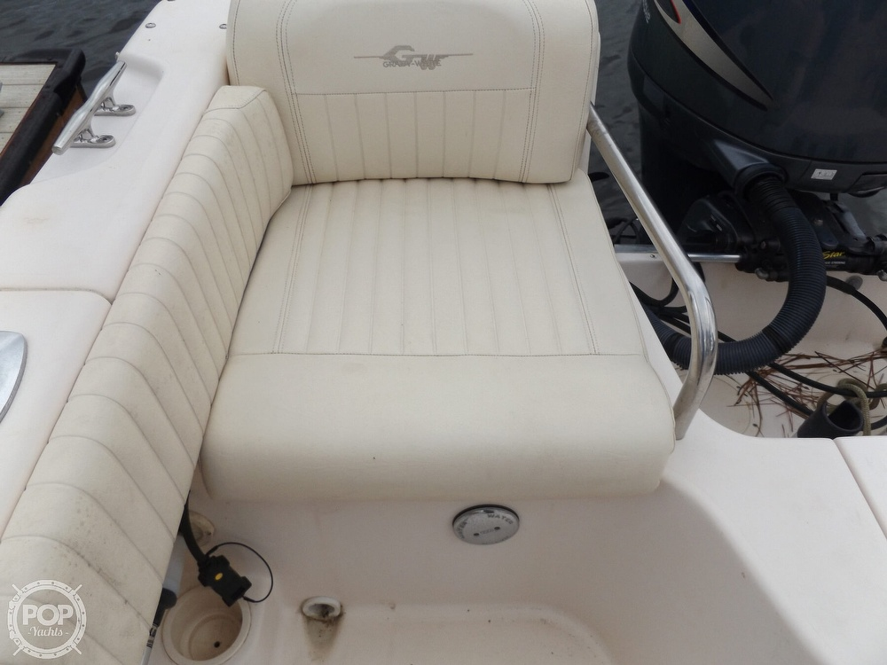2008 Grady-White boat for sale, model of the boat is Tournament 205 & Image # 32 of 41