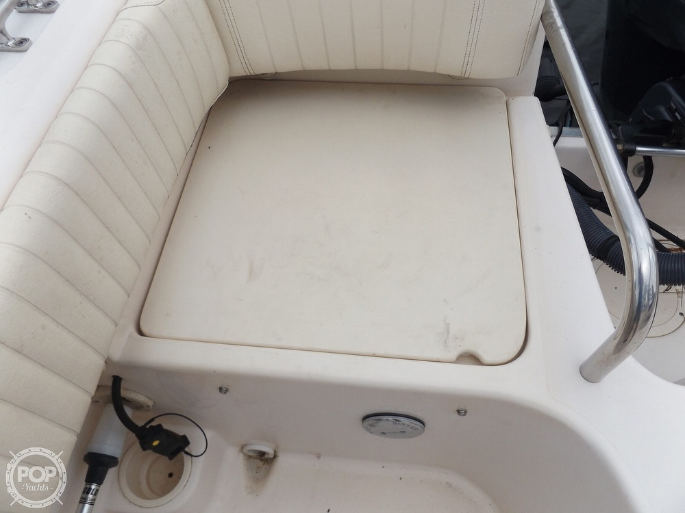 2008 Grady-White boat for sale, model of the boat is Tournament 205 & Image # 40 of 41