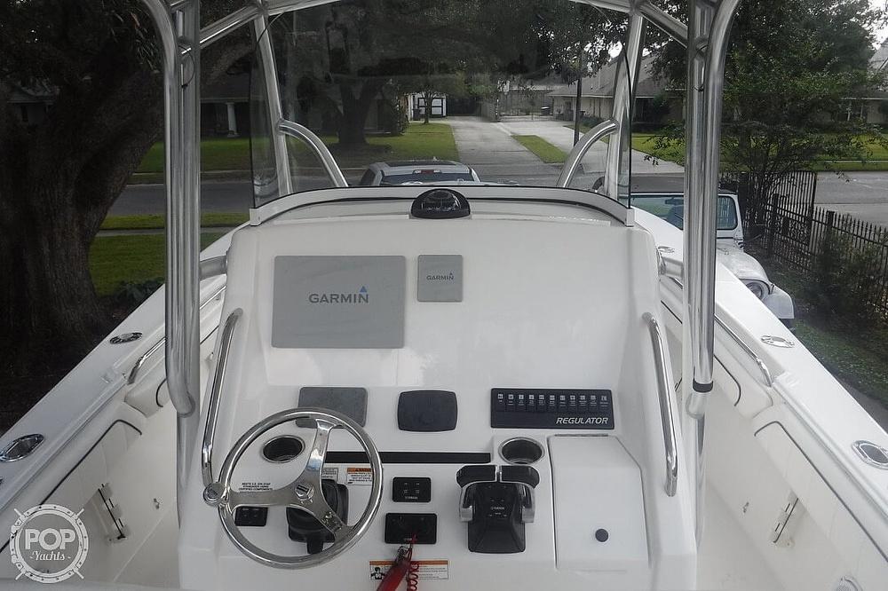 2016 Regulator Marine boat for sale, model of the boat is 28 & Image # 13 of 40