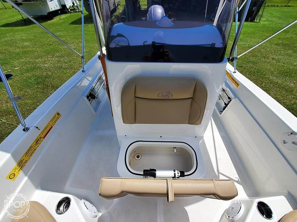 2019 Nautic Star boat for sale, model of the boat is 211 Hybrid & Image # 9 of 40