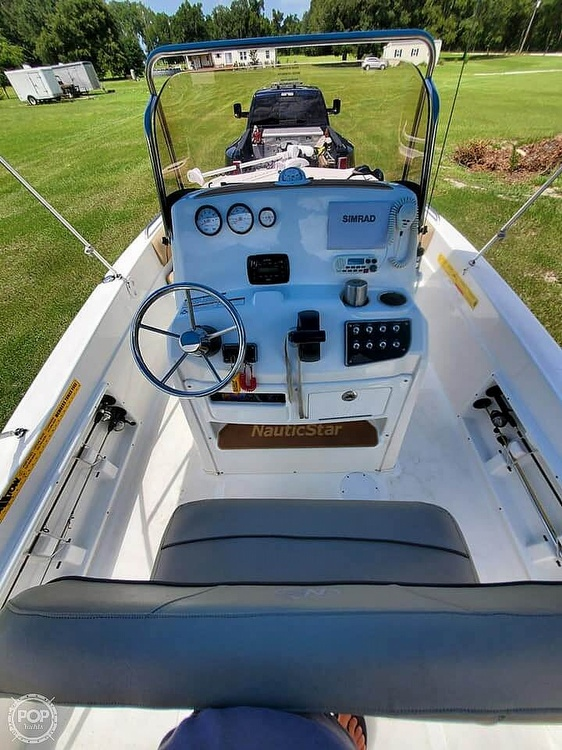 2019 Nautic Star boat for sale, model of the boat is 211 Hybrid & Image # 2 of 40