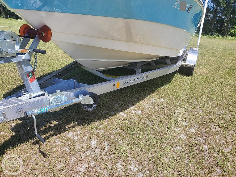2019 Nautic Star boat for sale, model of the boat is 211 Hybrid & Image # 15 of 40