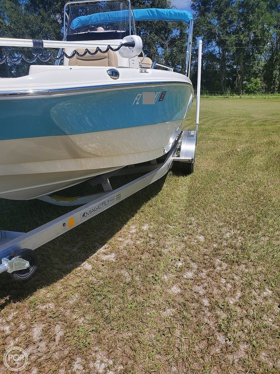 2019 Nautic Star boat for sale, model of the boat is 211 Hybrid & Image # 16 of 40