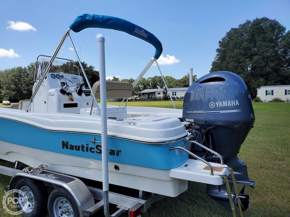 2019 Nautic Star boat for sale, model of the boat is 211 Hybrid & Image # 20 of 40