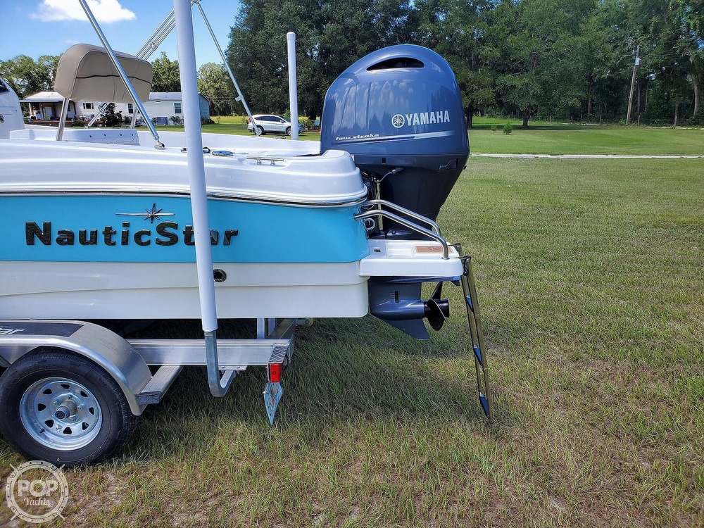2019 Nautic Star boat for sale, model of the boat is 211 Hybrid & Image # 21 of 40