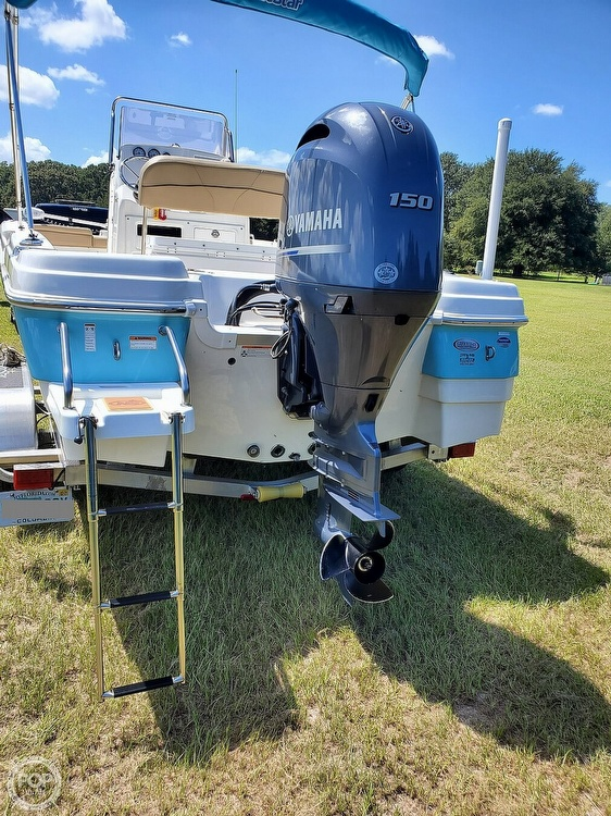 2019 Nautic Star boat for sale, model of the boat is 211 Hybrid & Image # 22 of 40