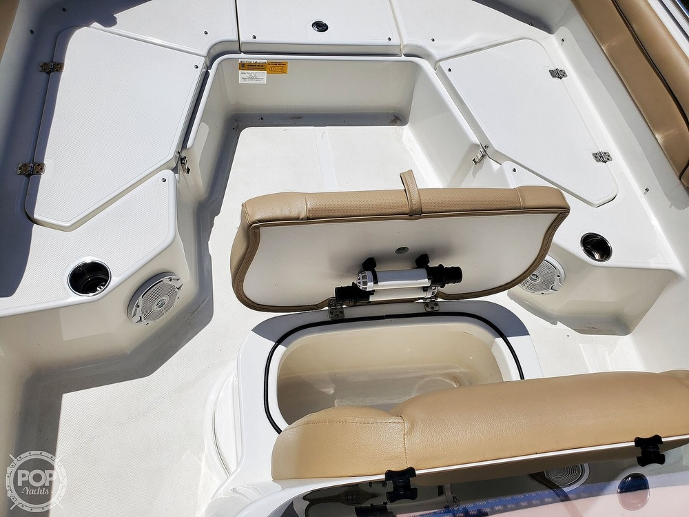 2019 Nautic Star boat for sale, model of the boat is 211 Hybrid & Image # 27 of 40