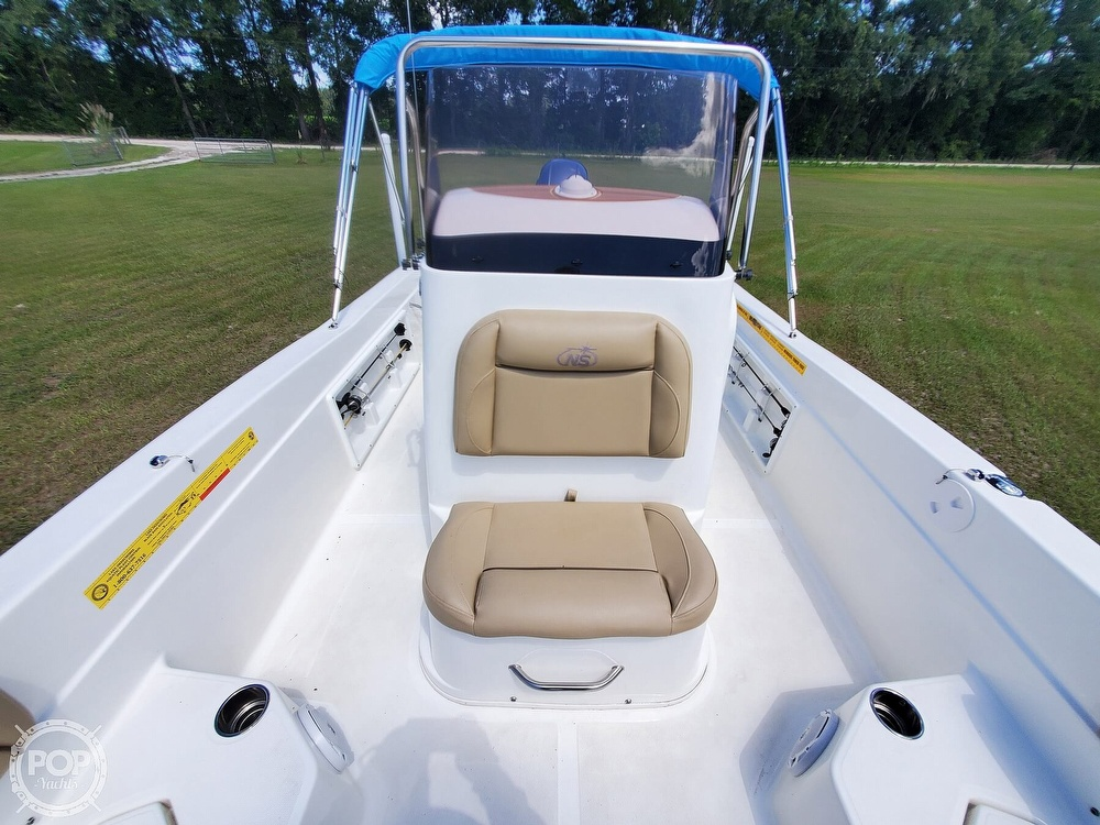 2019 Nautic Star boat for sale, model of the boat is 211 Hybrid & Image # 34 of 40