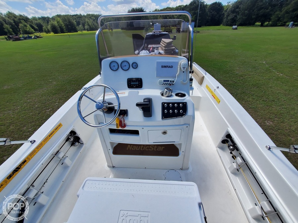 2019 Nautic Star boat for sale, model of the boat is 211 Hybrid & Image # 40 of 40