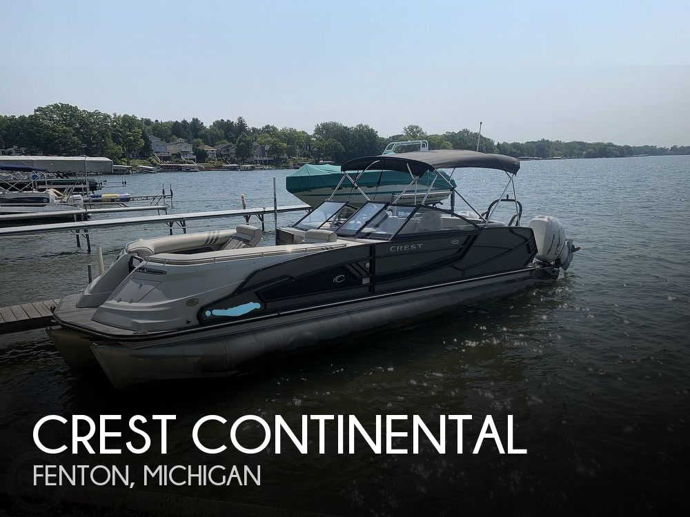 2018 CREST CONTINENTAL for sale
