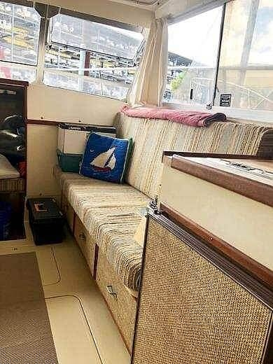 1982 Phoenix boat for sale, model of the boat is 29 & Image # 5 of 17