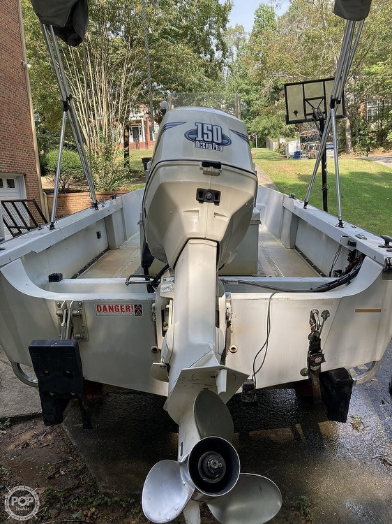 1996 Boston Whaler boat for sale, model of the boat is Guardian 19 & Image # 23 of 34
