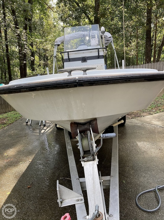 1996 Boston Whaler boat for sale, model of the boat is Guardian 19 & Image # 26 of 34