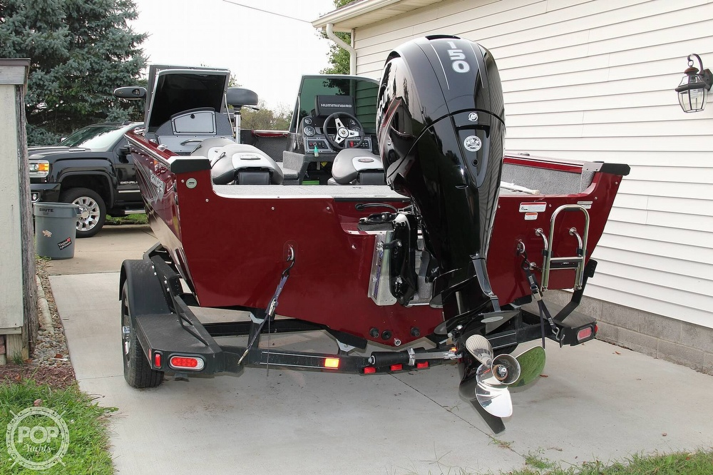 2018 Ranger Boats boat for sale, model of the boat is VS1882 WT & Image # 40 of 40