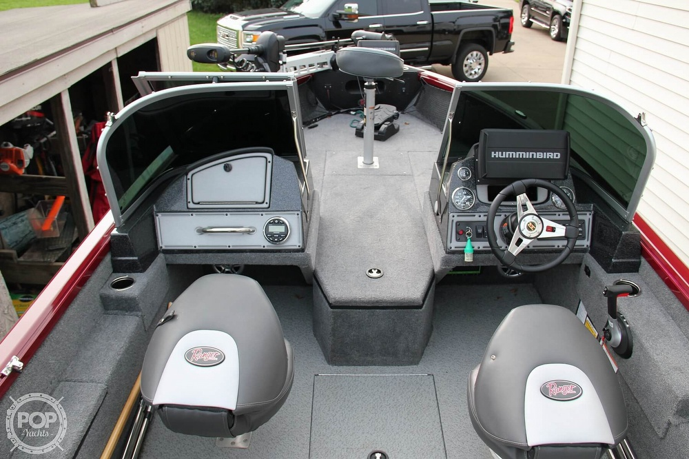 2018 Ranger Boats boat for sale, model of the boat is VS1882 WT & Image # 8 of 40