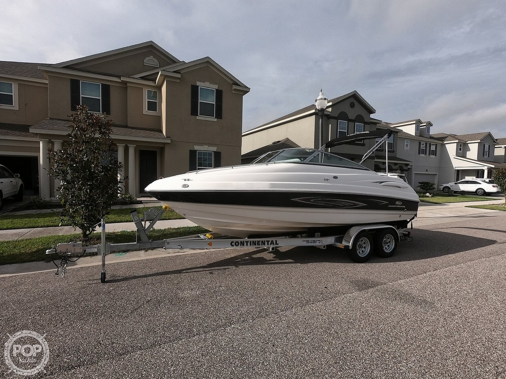 2006 Chaparral boat for sale, model of the boat is 215 SSi & Image # 3 of 40