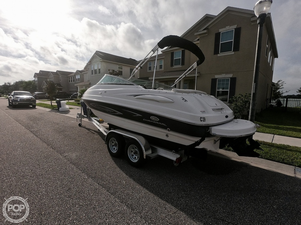 2006 Chaparral boat for sale, model of the boat is 215 SSi & Image # 4 of 40