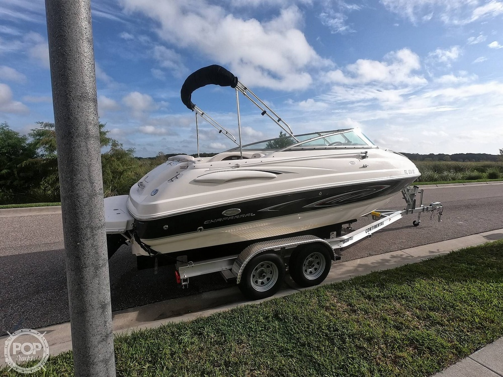 2006 Chaparral boat for sale, model of the boat is 215 SSi & Image # 6 of 40