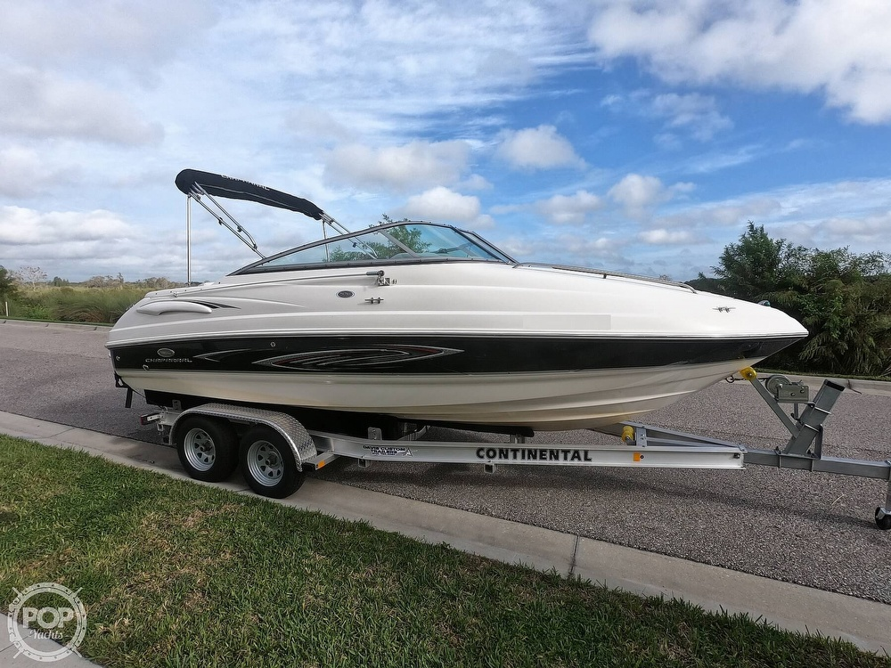 2006 Chaparral boat for sale, model of the boat is 215 SSi & Image # 7 of 40