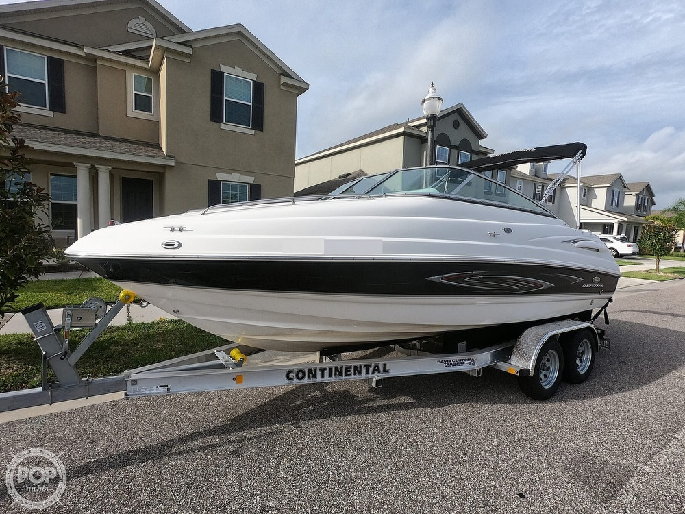 2006 Chaparral boat for sale, model of the boat is 215 SSi & Image # 12 of 40