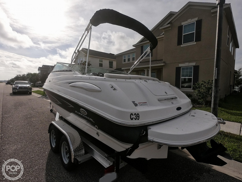 2006 Chaparral boat for sale, model of the boat is 215 SSi & Image # 16 of 40