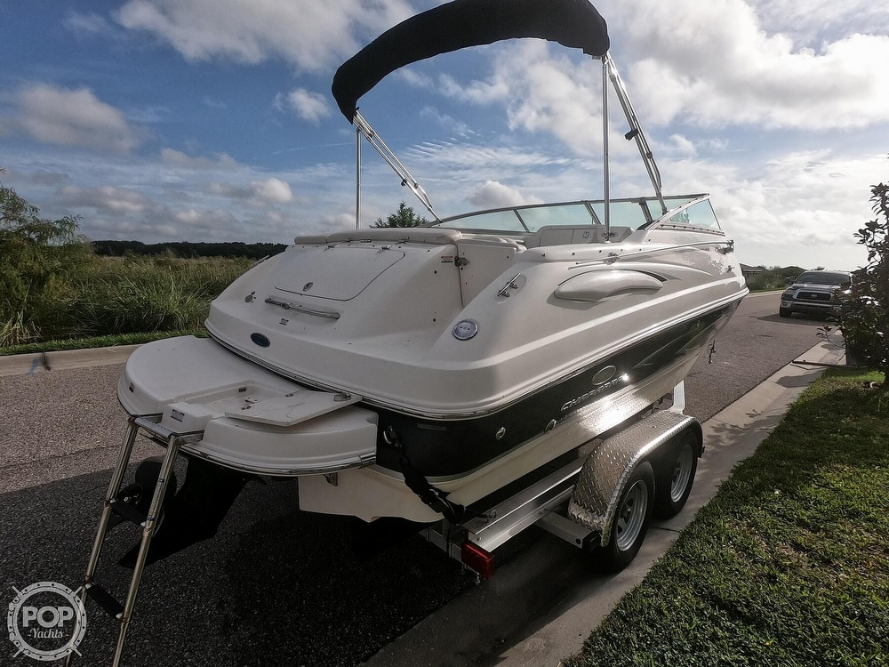 2006 Chaparral boat for sale, model of the boat is 215 SSi & Image # 19 of 40