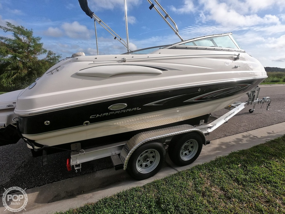 2006 Chaparral boat for sale, model of the boat is 215 SSi & Image # 21 of 40