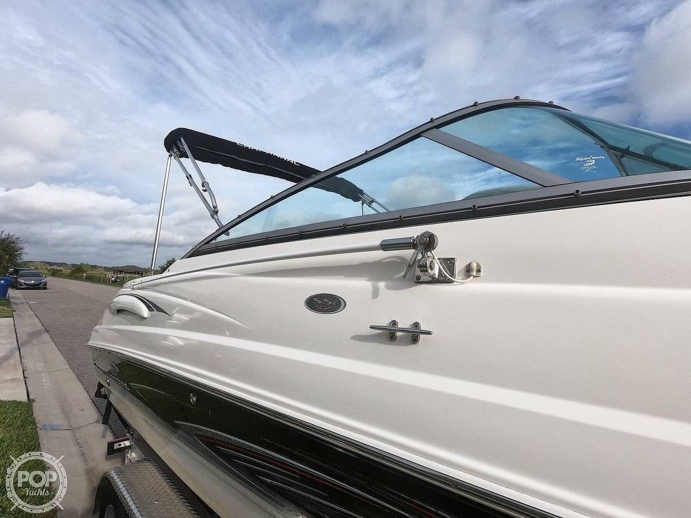 2006 Chaparral boat for sale, model of the boat is 215 SSi & Image # 23 of 40
