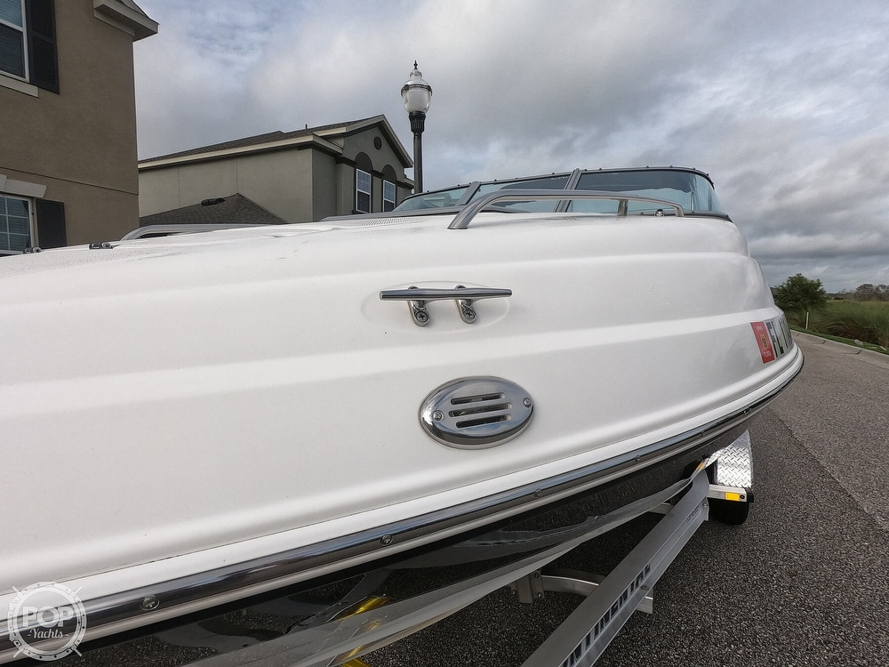 2006 Chaparral boat for sale, model of the boat is 215 SSi & Image # 30 of 40