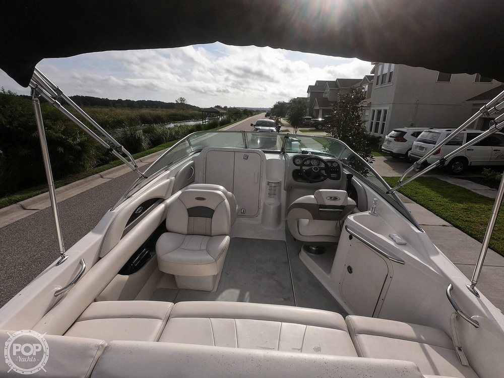 2006 Chaparral boat for sale, model of the boat is 215 SSi & Image # 31 of 40