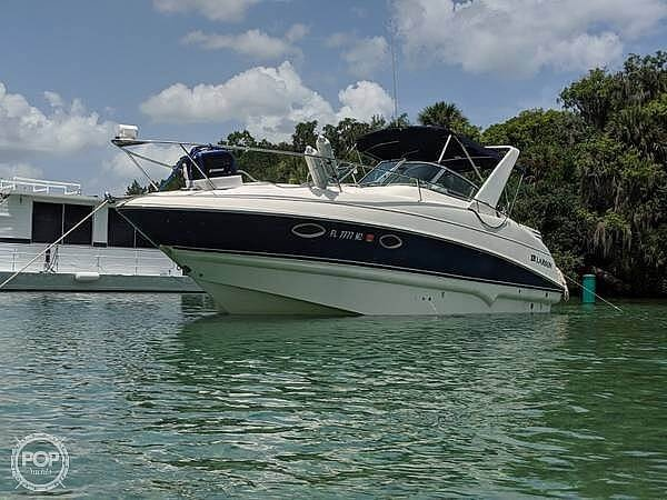 2005 Larson boat for sale, model of the boat is Cabrio 274 & Image # 2 of 25