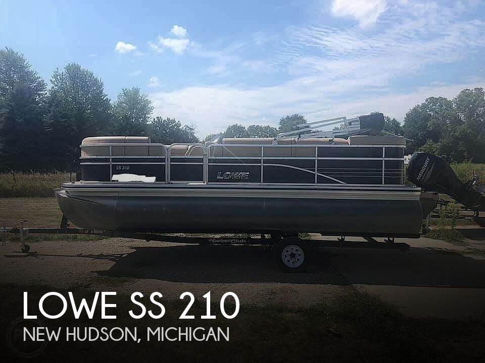 2017 Lowe boat for sale, model of the boat is SS 210 & Image # 1 of 27