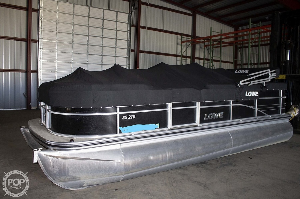 2017 Lowe boat for sale, model of the boat is SS 210 & Image # 3 of 27