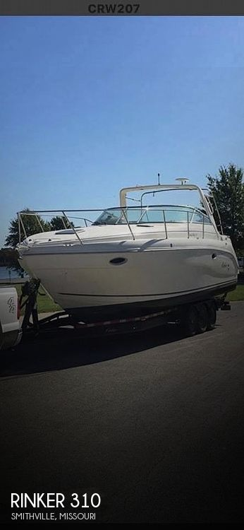 Used Rinker 310 Boats For Sale by owner | 2000 Rinker 310