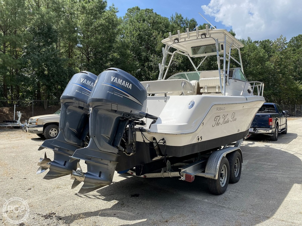 2005 Robalo boat for sale, model of the boat is 265 WA & Image # 2 of 41