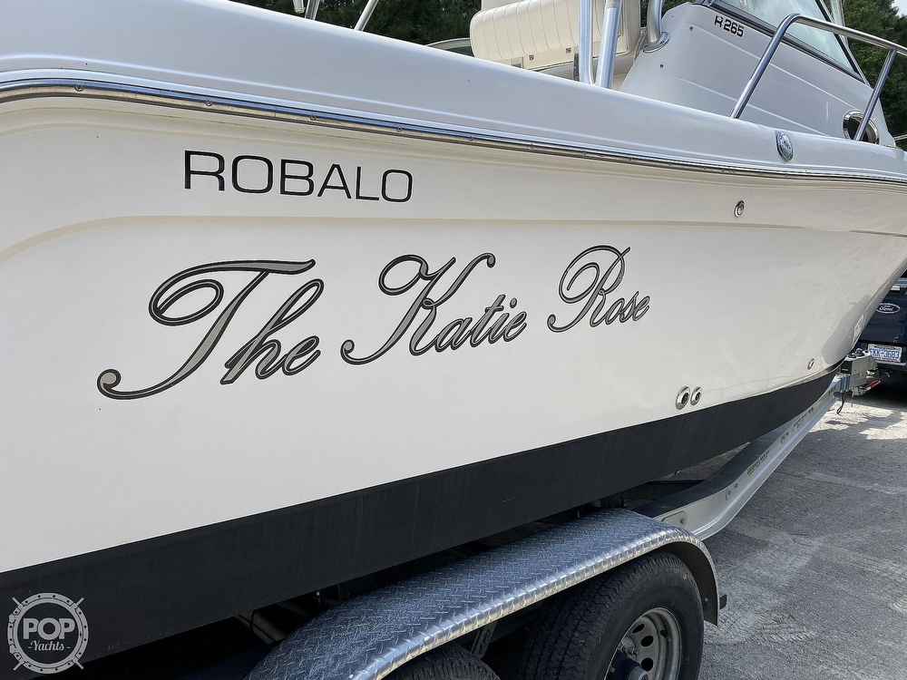 2005 Robalo boat for sale, model of the boat is 265 WA & Image # 4 of 41